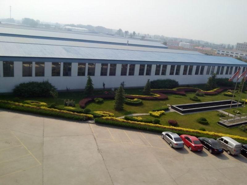 工厂大门实景